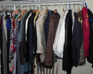 Here are all my blazers/ jackets.